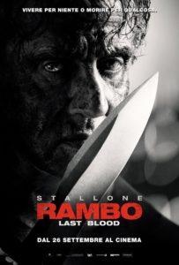 rambo last blood poster film