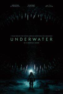 underwater film poster