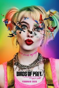 Birds Of Prey (e la fantasmagorica rinascita di Harley Quinn) film poster