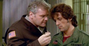 Brian Dennehy in Rambo (1982)