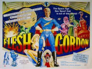 Flesh Gordon - Andata e ritorno... dal pianeta Porno! Michael Benveniste e Howard Ziehm