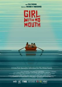 Girl With No Mouth film can evrenol poster