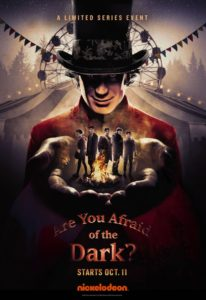 Hai Paura del Buio Are You Afraid of the Dark serie 2019 poster