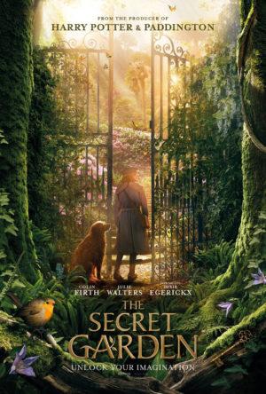 Il Giardino Segreto film poster 2020