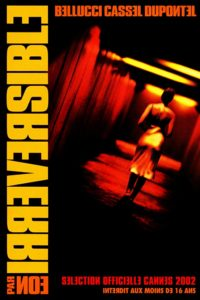 Irreversible film poster 2002