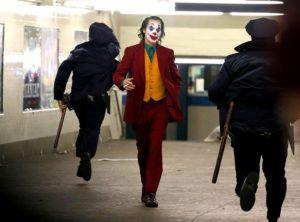 Joaquin Phoenix in Joker (2019) film