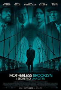 Motherless Brooklyn - I segreti di una città film poster