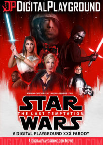 Star Wars ... The Last Temptation poster