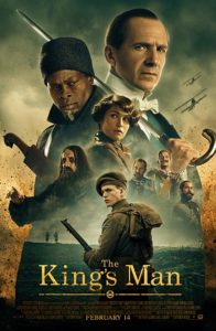 The King's Man - Le origini film poster