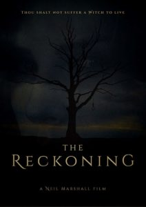 The Reckoning film marshall poster
