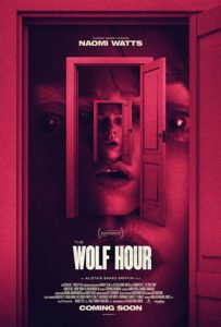 The Wolf Hour (2019) film poster