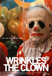 Wrinkles the Clown documentario poster