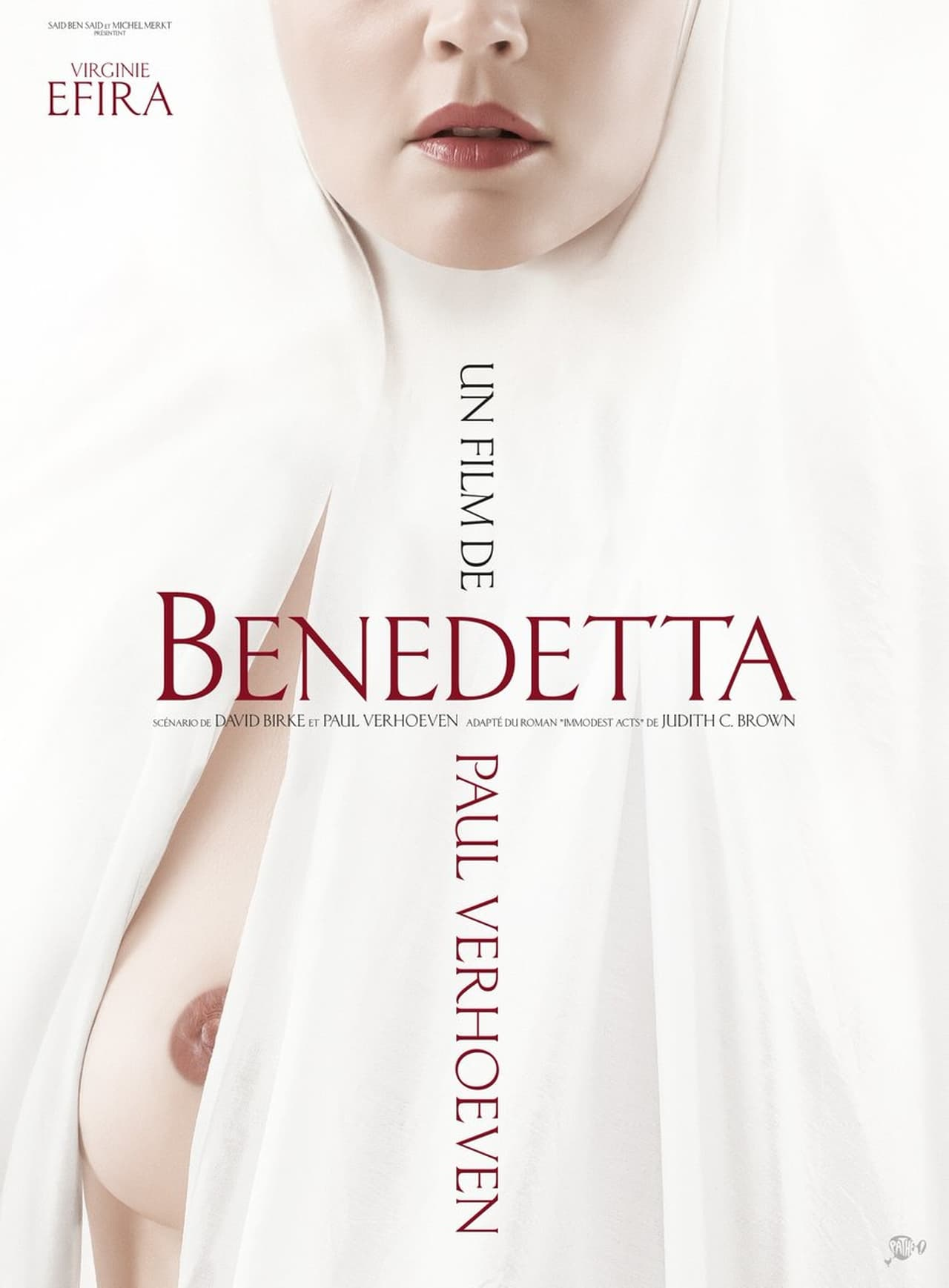 blessed girl benedetta film verhoeven poster