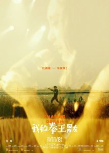 chasing dream film johnnie to poster