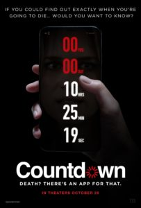 countdown film poster 2019