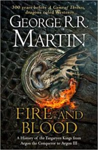 fire and blood martin libro