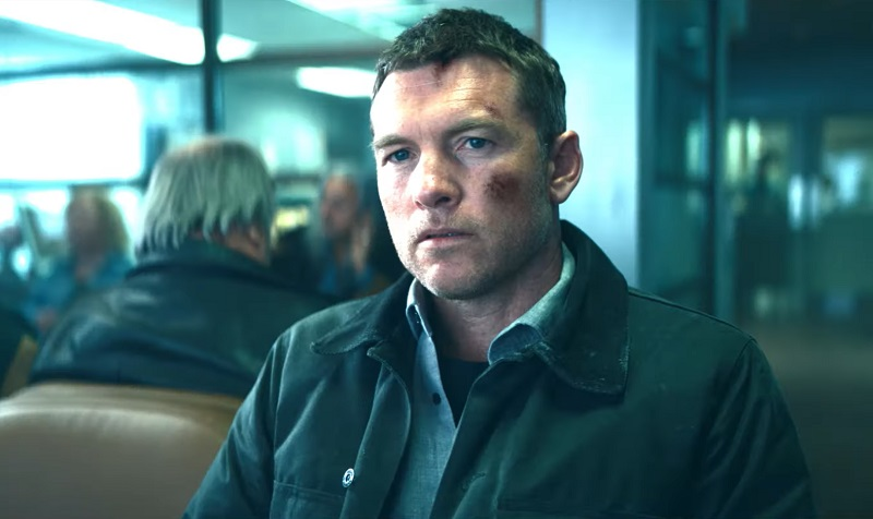 fractured film netflix 2019 Sam Worthington