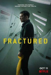 fractured film netflix 2019 poster