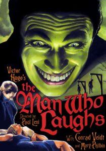 l'uomo che ride film poster 1927