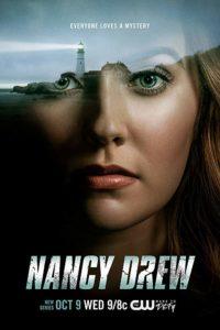 nancy drew serie 2019 the cw poster