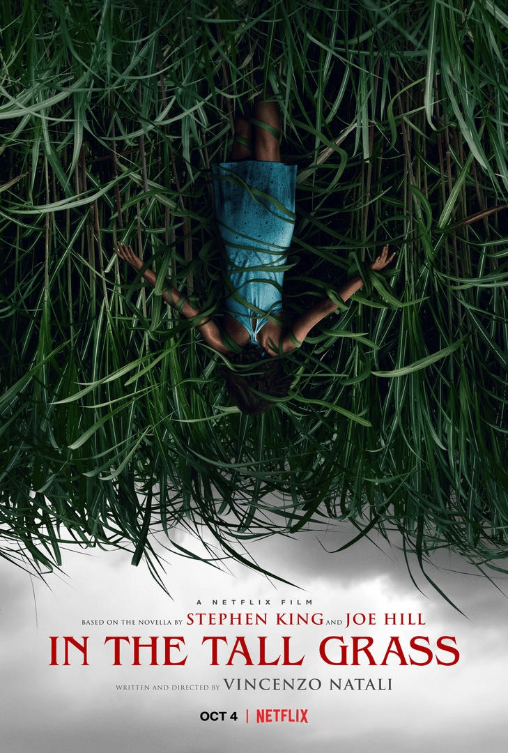 nell'erba alta film netflix 2019 poster