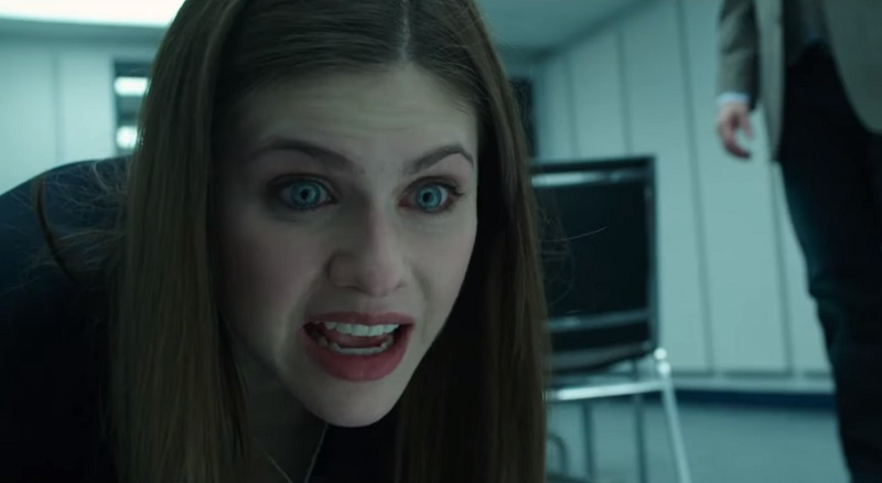 night hunter film alexandra daddario