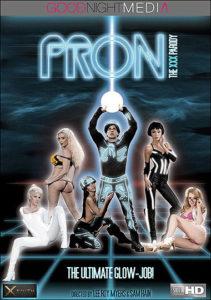 pron xxx parody poster