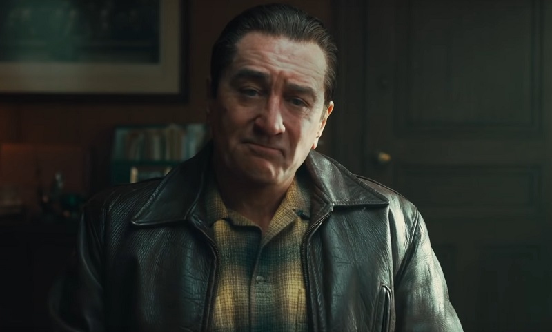the irishman film de niro