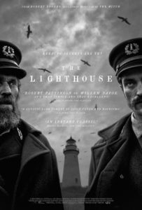 the lighthouse film poster eggers