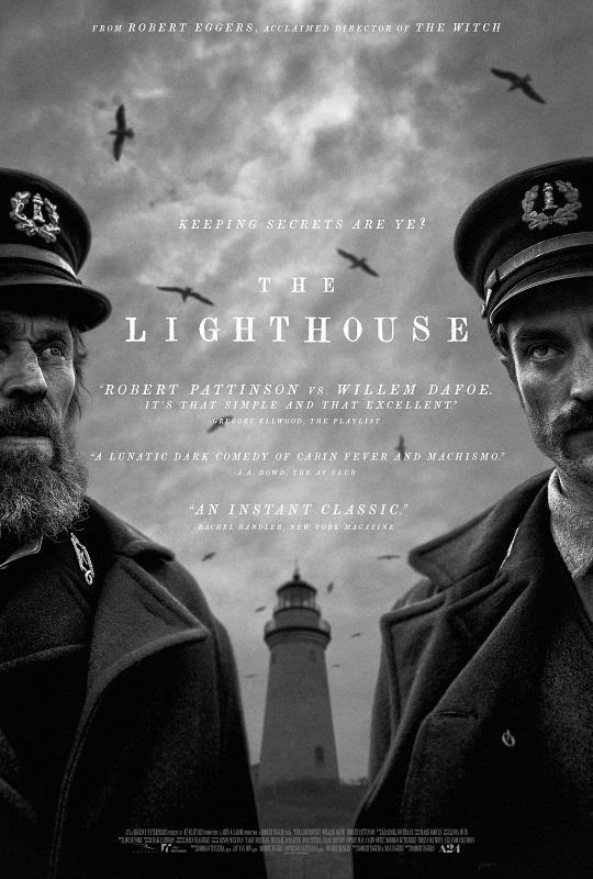 Risultati immagini per the lighthouse poster