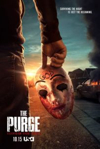 the purge stagione 2 serie poster