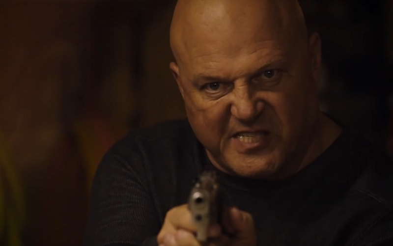 10 minutes gone film Michael Chiklis