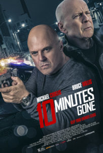 10 minutes gone film poster willis