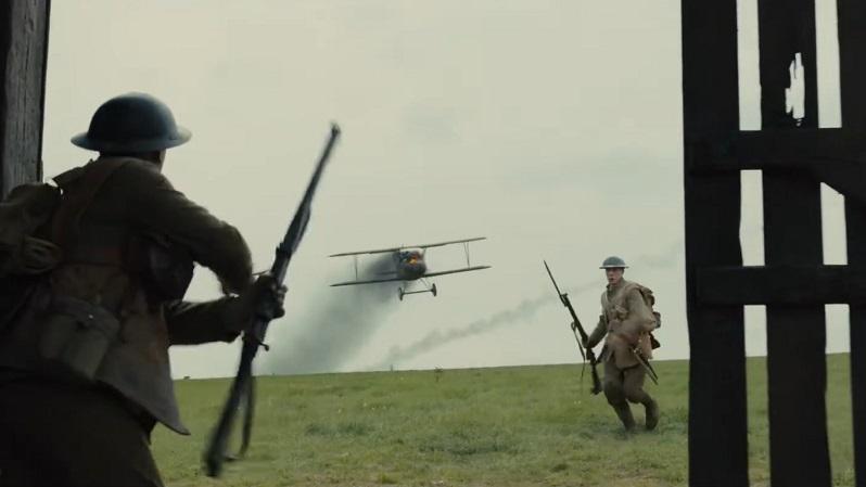 1917 film sam mendes guerra