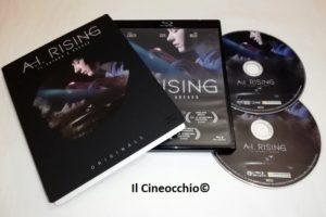 Blu-ray ita A. I. Rising