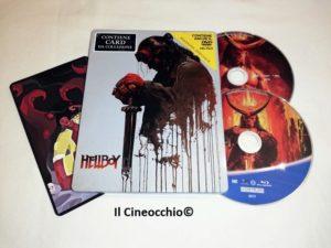 Blu-ray ita Hellboy 2019