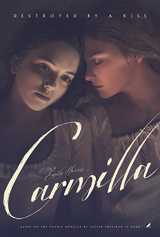 Carmilla 2019 poster