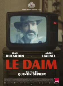 Deerskin : Le Daim Jean Dujardin poster
