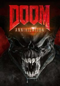 Doom Annihilation (2019) film poster