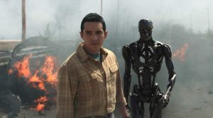 Gabriel Luna in Terminator destino oscuro 2019