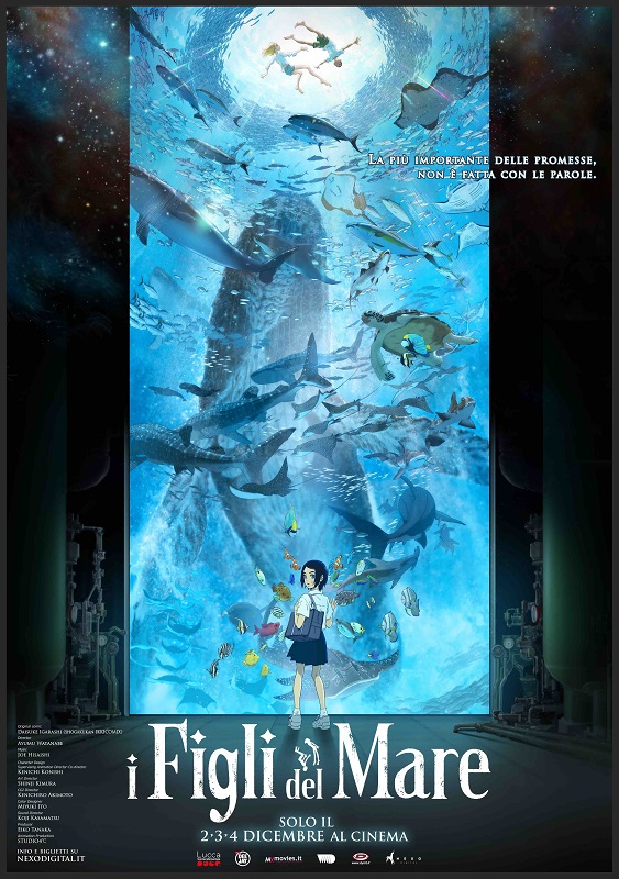 I Figli Del Mare (Children Of The Sea) film poster