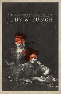 Judy & Punch film 2019 poster