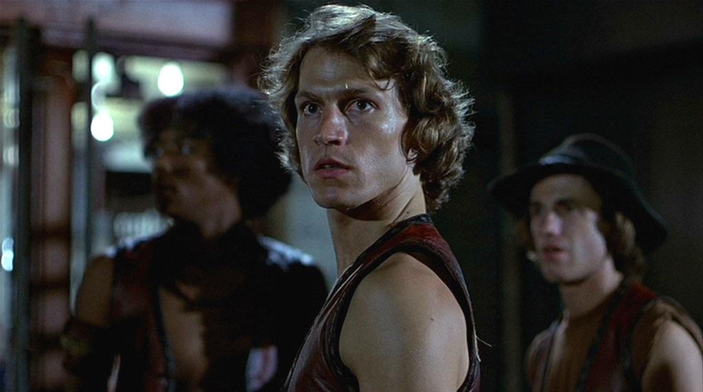 Michael Beck, Tom McKitterick e Brian Tyler i guerrieri della notte film 1979