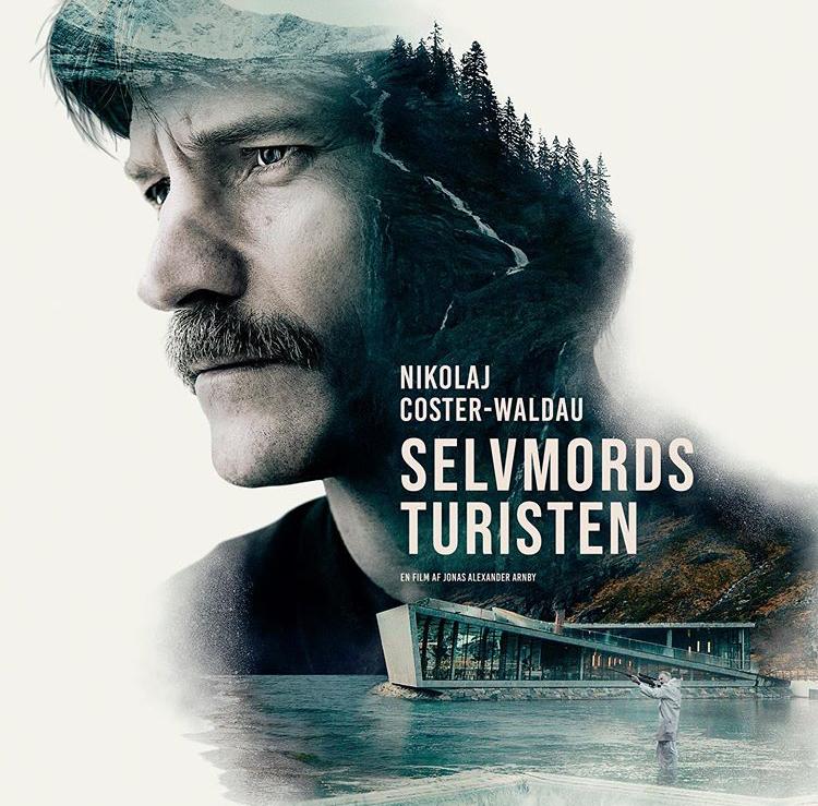 Nikolaj Coster-Waldau in Suicide Tourist - Selvmordsturisten (2019) poster