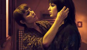 Noomi Rapace e Sophie Nélisse in Close (2019) netflix film