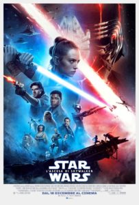 Star Wars L'Ascesa di Skywalker film poster