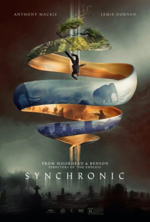 Synchronic film poster