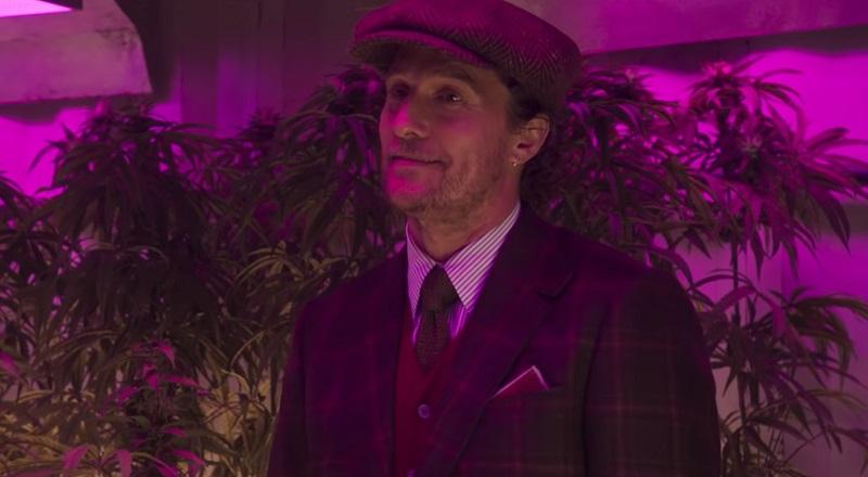 The Gentlemen film Matthew McConaughey