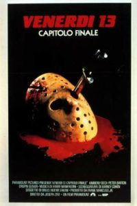 Venerdì 13 parte IV - Capitolo finale (1984) film poster