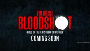bloodshot film poster 2020